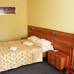 Гостиница Авиатор Люкс разные типы кроватей фото 2