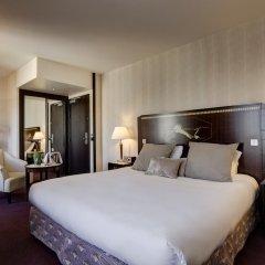 L'Hotel du Collectionneur Arc de Triomphe 5* Улучшенный номер разные типы кроватей фото 2