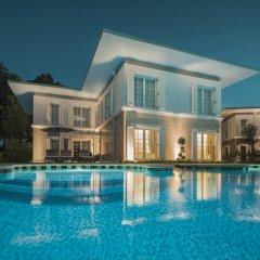 Отель Cornelia Diamond Golf Resort & SPA - All Inclusive 5* Вилла Azure с различными типами кроватей фото 11