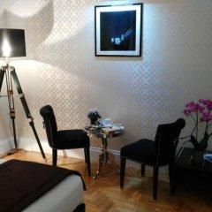 Отель Minerva Relais 3* Номер Делюкс фото 17