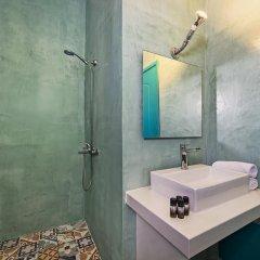 Апартаменты Nissia Apartments Люкс с различными типами кроватей фото 5