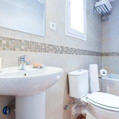 Отель Rambla-Batlló Испания, Барселона - отзывы, цены и фото номеров - забронировать отель Rambla-Batlló онлайн ванная фото 2