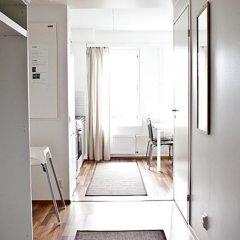 Отель Forenom Apartments Airport Финляндия, Вантаа - отзывы, цены и фото номеров - забронировать отель Forenom Apartments Airport онлайн комната для гостей фото 4