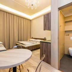Отель Ostrovni Astra Apartment Чехия, Прага - отзывы, цены и фото номеров - забронировать отель Ostrovni Astra Apartment онлайн комната для гостей фото 2