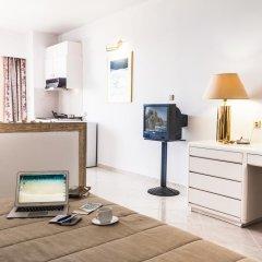 Апартаменты Ammades Epsilon Apartments Студия с различными типами кроватей фото 3