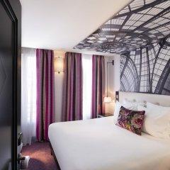Отель Hôtel Gustave 4* Стандартный номер с двуспальной кроватью фото 8