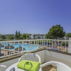 Отель Seaclub Mediterranean Resort балкон