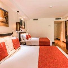 Отель Warwick Fiji 5* Стандартный номер с различными типами кроватей фото 6