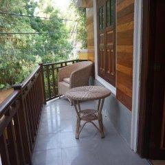Отель Thaproban Beach House 3* Стандартный номер с различными типами кроватей фото 10