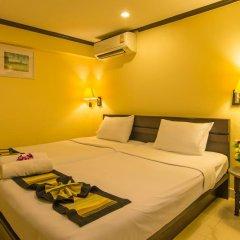 Krabi City Seaview Hotel 2* Улучшенный номер с различными типами кроватей фото 10