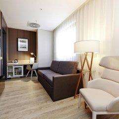Отель Occidental Praha 4* Полулюкс с различными типами кроватей фото 3