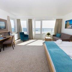 Отель Carat Golf & Sporthotel 4* Номер Комфорт с различными типами кроватей фото 5