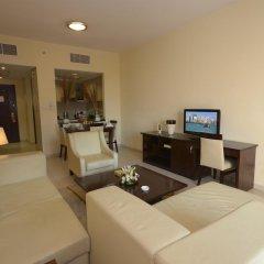 Parkside Suites Hotel Apartment 4* Улучшенные апартаменты с двуспальной кроватью