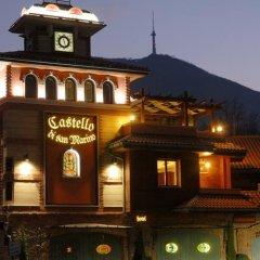 Отель Castello di San Marino Болгария, София - отзывы, цены и фото номеров - забронировать отель Castello di San Marino онлайн вид на фасад фото 4