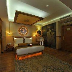 Отель Sultania 5* Номер Делюкс с двуспальной кроватью фото 14