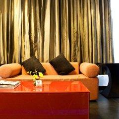 Отель Z Through By The Zign 5* Номер Делюкс с различными типами кроватей фото 25