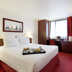 Отель Hôtel Concorde Montparnasse 4* Классический номер с двуспальной кроватью фото 4
