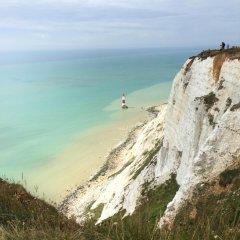 YHA Eastbourne - Hostel пляж