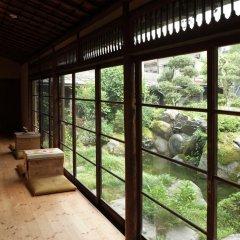 Отель Etchu Yatsuo Base OYATSU Япония, Тояма - отзывы, цены и фото номеров - забронировать отель Etchu Yatsuo Base OYATSU онлайн балкон