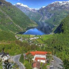 Отель Hotell Utsikten Geiranger - by Classic Norway фото 4