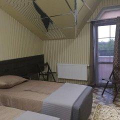 Гостевой дом Европейский комната для гостей фото 4
