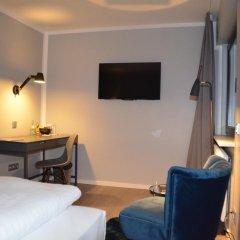 Отель Atrium Rheinhotel 4* Номер Комфорт с двуспальной кроватью фото 5