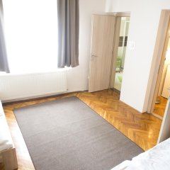 Budapest Csaszar Hotel 3* Апартаменты с различными типами кроватей фото 7