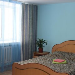 Гостиница Аэро Стандартный номер с различными типами кроватей фото 36