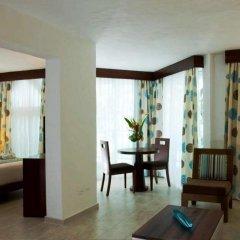 Отель Grand Paradise Playa Dorada - All Inclusive 3* Люкс с различными типами кроватей фото 5