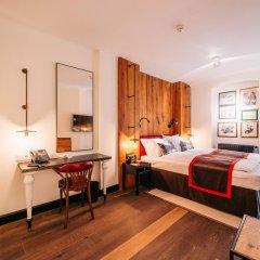 Pest-Buda Hotel - Design & Boutique 4* Номер категории Эконом с различными типами кроватей фото 4