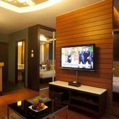 Отель Suvarnabhumi Suite Бангкок спа