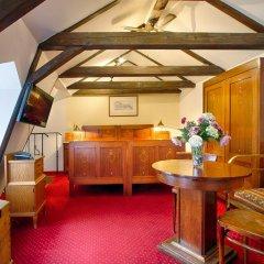 Hotel Waldstein 4* Стандартный номер с двуспальной кроватью фото 6