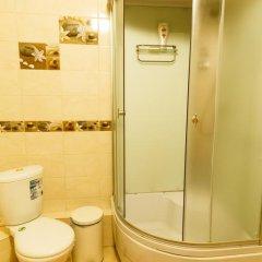 Гостиница Хостел Вельвет в Миассе 1 отзыв об отеле, цены и фото номеров - забронировать гостиницу Хостел Вельвет онлайн Миасс ванная фото 2