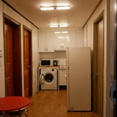 Отель Backpackers Inside Апартаменты с различными типами кроватей фото 8