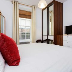 Отель Veeve - The Heart of Soho, 1 Bed near Oxford Street удобства в номере