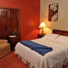Отель Casa Xochicalco Гондурас, Тегусигальпа - отзывы, цены и фото номеров - забронировать отель Casa Xochicalco онлайн комната для гостей фото 5
