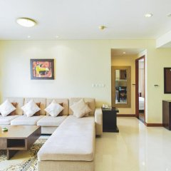 Апартаменты The Lancaster Saigon Service Apartment комната для гостей фото 4