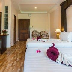 Отель Kaw Kwang Beach Resort 3* Номер категории Эконом с различными типами кроватей фото 4