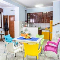 Hostel White Town Белград питание