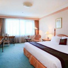 Hanoi Daewoo Hotel 5* Номер Делюкс двуспальная кровать фото 5