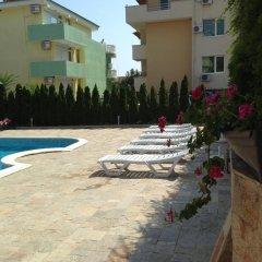 Hotel Diveda Свети Влас бассейн фото 3