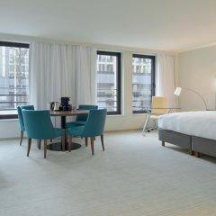 Отель Courtyard by Marriott Brussels EU 4* Люкс с различными типами кроватей фото 4