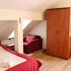 Гостевой Дом Вилла Северин Стандартный семейный номер с разными типами кроватей фото 8