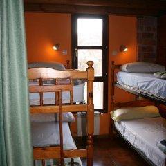 Отель Albergue Peña Castil Кровать в общем номере с двухъярусной кроватью фото 5
