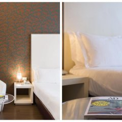 Hotel Tiziano Park & Vita Parcour - Gruppo Minihotel 4* Представительский номер с различными типами кроватей фото 21