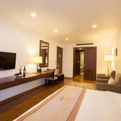 Authentic Hanoi Boutique Hotel 4* Люкс с различными типами кроватей фото 5