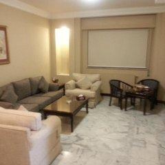 Отель Clermont Hotel Suites Иордания, Амман - отзывы, цены и фото номеров - забронировать отель Clermont Hotel Suites онлайн комната для гостей фото 2