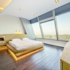 Апартаменты Sky Apartments Rentals Service Улучшенные апартаменты с различными типами кроватей фото 21
