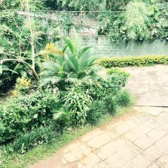 Hotel Sunny Lanka Канди приотельная территория