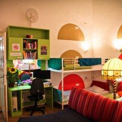 Hostel Budapest Center Стандартный номер с различными типами кроватей фото 18
